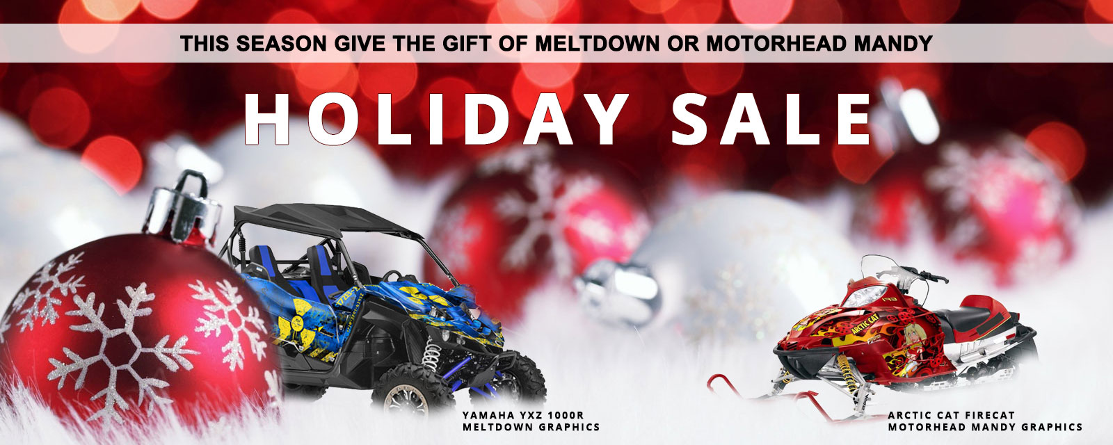 Holiday Graphic Kit Sale