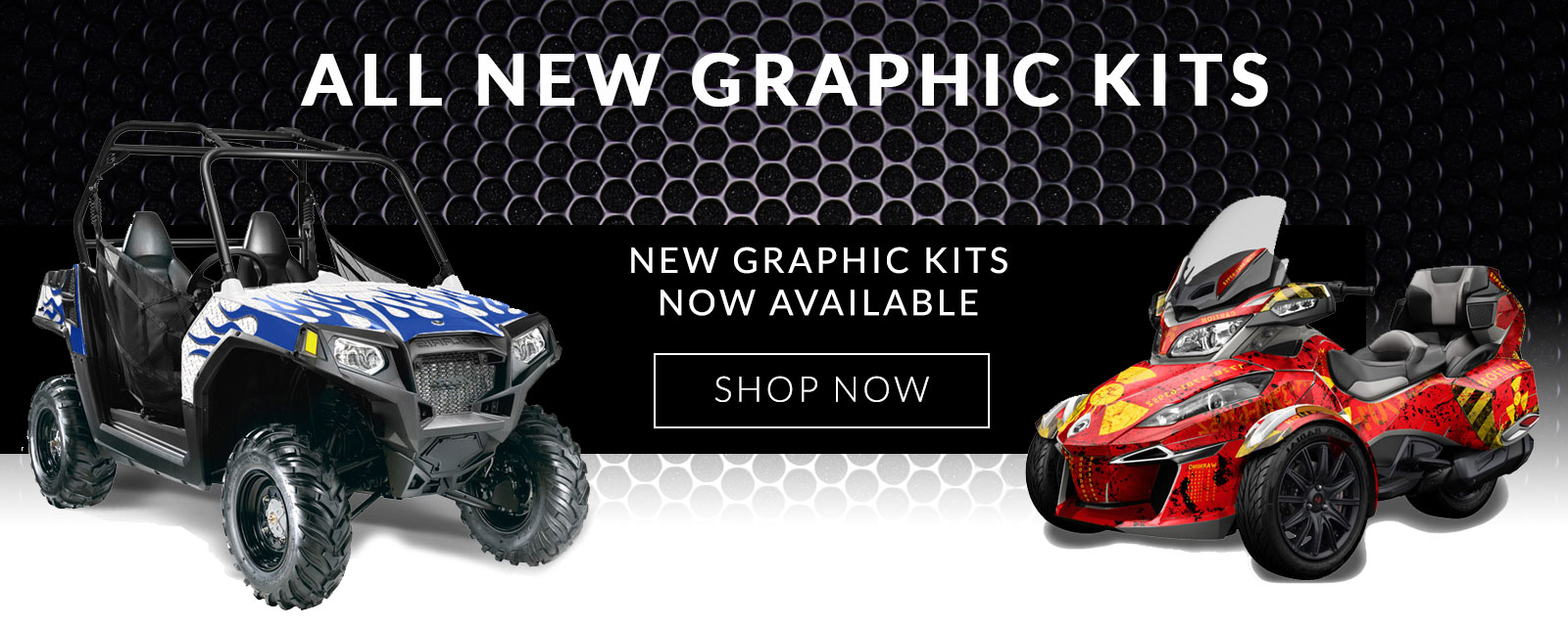 New Graphic Kits Available