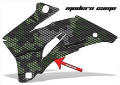 <b>Modern Camo</b><br />Design color can be changed in this design. This sample image shows: Design Color =