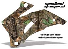 <b>Woodland Camo</b><br />No options for Design Color or Background color. MATTE FINISH ONLY - This sample image shows: Design Color = NA, Background Color = NA