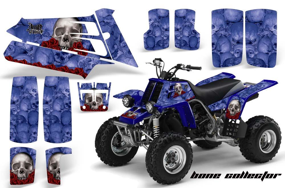 Yamaha Banshee 350 (Full Bore Plastics) ATV Graphics: Bone Collector on yamaha yz250f, suzuki lt250r, yamaha rz350, yamaha wr, yamaha raptor 250r, yamaha rd350, all-terrain vehicle, yamaha yz85, yamaha bikes, yamaha xs 650, kawasaki tecate 4, yamaha ybr125, yamaha yz450f, yamaha wr250f, yamaha grizzly 600, yamaha raptor 660, yamaha blaster, yamaha yfz450, yamaha kodiak 400, yamaha sr250, yamaha raptor 700r, yamaha xv1600a, yamaha bolt, yamaha drag pipes, yamaha raptor, amphibious atv, yamaha td2,