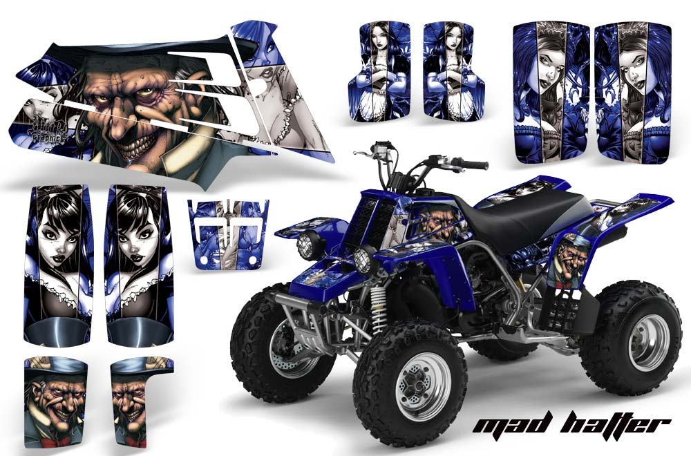 Yamaha banshee full graphics kit...