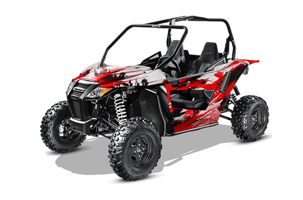 Arctic Cat Wildcat Sport XT 700 UTV Graphics (2015-2016)
