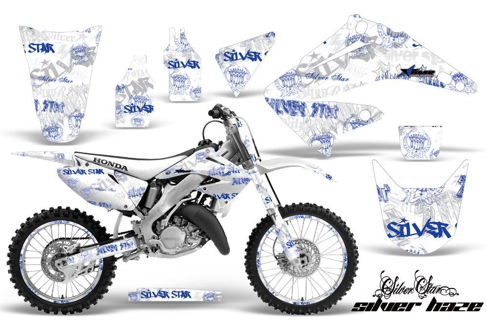 Honda CR250 Dirt Bike Graphics (1995-2015)