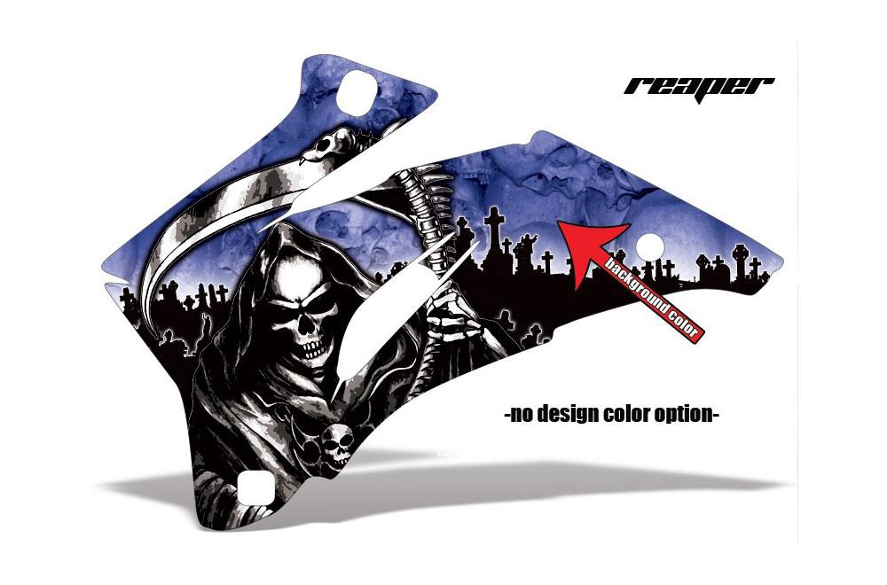 Polaris Ranger EV Electric Reaper - Customized Graphic Kit
