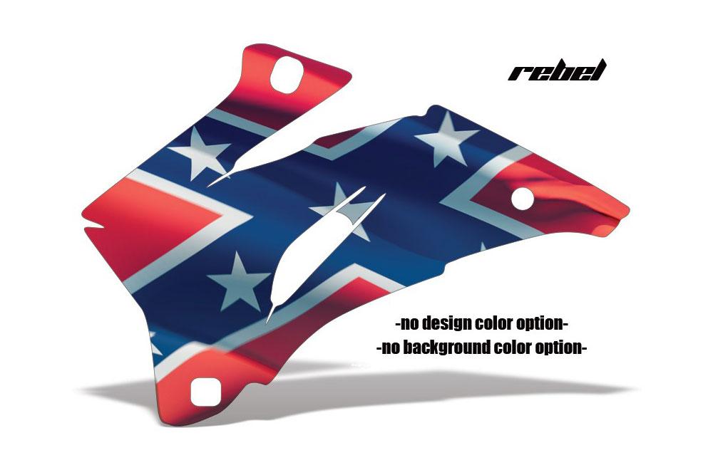 Polaris Ranger EV Electric Rebel - Customized Graphic Kit