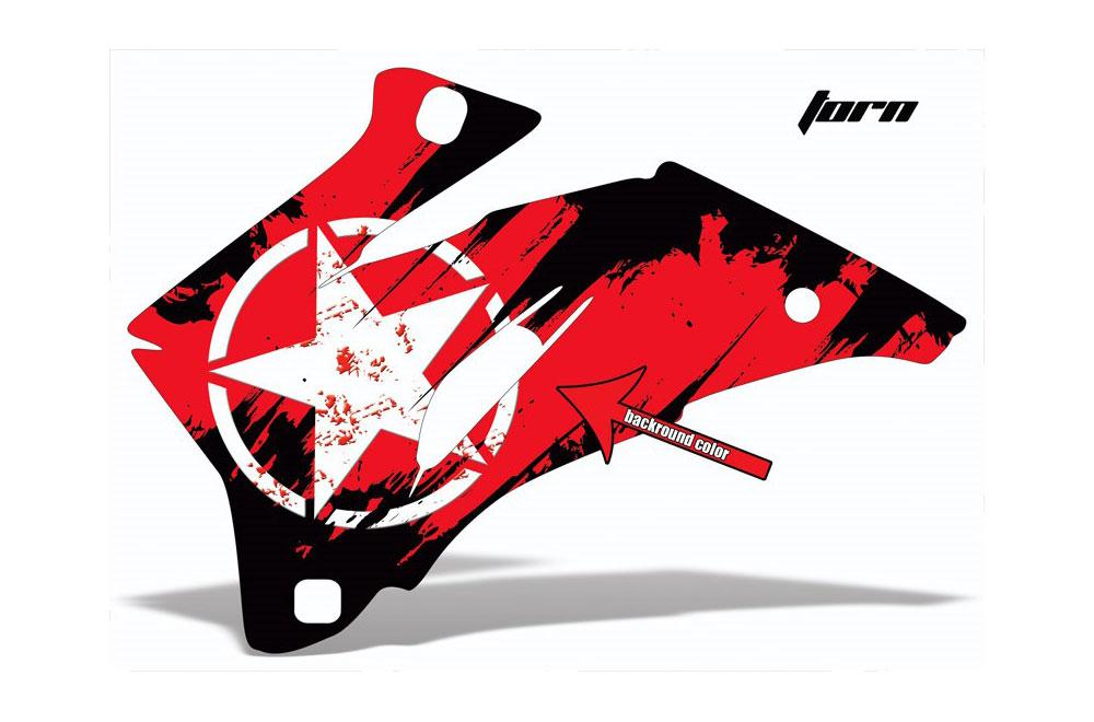 Polaris Ranger EV Electric Torn - Customized Graphic Kit