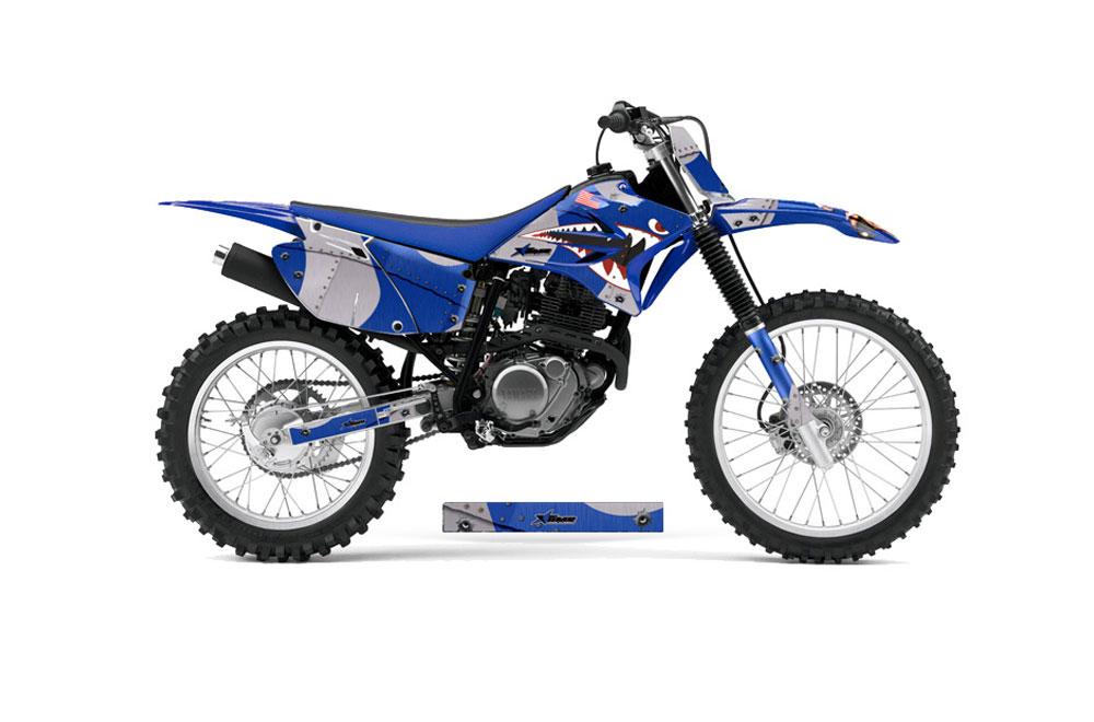 TTR230 Swingarm Airbox Decals Sticker TTR 230 Dirtbike Racing MX graphics atv