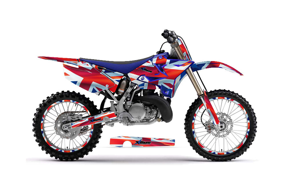 Mx Graphics Yamaha